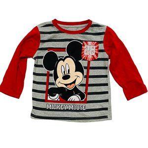 Disney Mickey Mouse Long Sleeve Tee